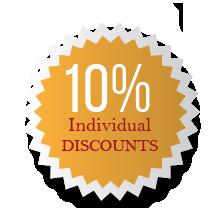 Individual 10%